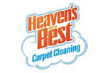 Heaven's Best Carpet & Upholstery Cleaning logo