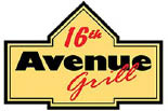16th Avenue Grill logo