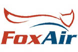 FOX AIR CORP logo