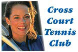 Cross Court, Inc. logo