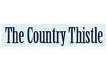 THE COUNTRY THISTLE logo
