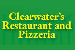 CLEARWATER PIZZA logo