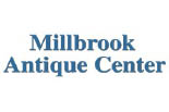 MILLBROOK ANTIQUE CENTER logo