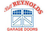BILL REYNOLDS GARAGE DOORS logo
