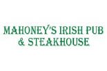 MAHONEY'S IRISH PUB logo
