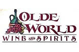OLD WORLD WINE AND SPIRITS logo