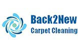 Back 2 New Carpet Cleaning logo