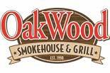 OAKWOOD SMOKEHOUSE logo