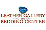 LEATHER GALLERY & BEDDING CENTER logo