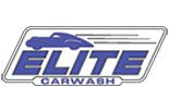 ELITE CAR WASH logo