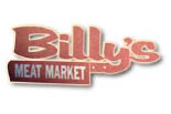 Billy's Meat Market logo