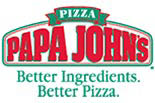Papa Johns Pizza Leesburg logo