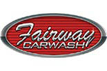 FAIRWAY CAR WASH logo