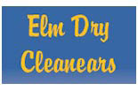 ELM DRY CLEANERS logo