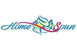 HOME SPUN YOGURT logo