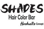 SHADES COLOR BAR & HAIR SALON logo