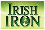IRISH IRON logo