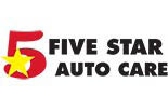 FIVE STAR AUTO CARE-AUBURN logo
