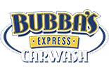 BUBBA'S EXPRESS CAR WASH logo