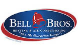 BELL BROTHERS HEATING & AIR CONDITIONING logo