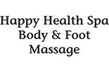 HAPPY HEALTH SPA logo