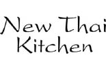 NEW THAI KITCHEN logo