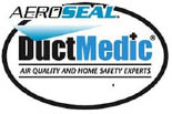 Duct Medic Duct Cleaning logo