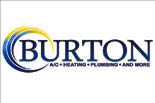 Burton Plumbing Heating & Air logo