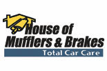 House Of Mufflers & Brakes logo