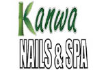 KANWA NAILS & SPA logo