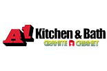 A1 KITCHEN & BATH logo