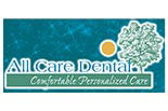 ALL CARE DENTAL logo