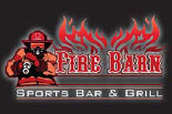 FIRE BARN SPORTS BAR & GRILL logo