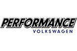 PERFORMANCE VOLKSWAGEN logo