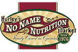 HURLEY'S NO NAME NUTRITION logo
