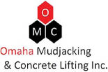 OMAHA MUDJACKING & CONCRETE LIFTING logo