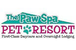 The Paw Spa Pet Resort logo