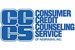 CONSUMER CREDIT COUNSELING OF NE logo