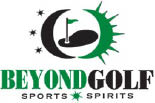 BEYOND GOLF SPORTS & SPIRITS logo