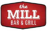 THE MILL BAR & GRILL logo