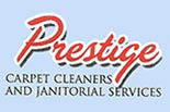 PRESTIGE CARPET CLEANERS & JANITORIAL SERVICES logo