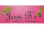 Nails by Lisa @ Jessi B's Salon & Boutique logo