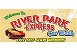 RIVER PARK EXPRESS CAR WASH - (559) 440.WASH (9274) logo