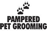 Pampered Pet Grooming logo