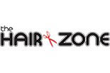 THE HAIR ZONE logo