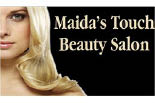 MAIDA'S TOUCH logo