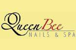 QUEEN BEE NAIL AND SPA logo