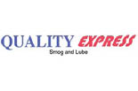 Quality Express Smog and Lube logo