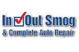 In Check Out Smog logo
