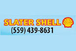 Slater Shell Auto Repair logo